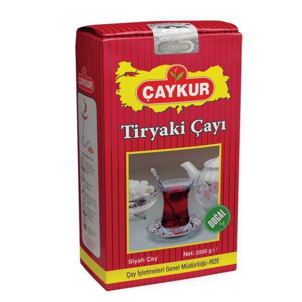 Caykur Turkish Tea Tiryaki 2000 Gr.