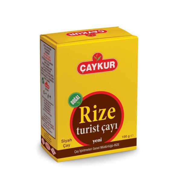 Caykur Turkish Tea Turist 100 Gr.