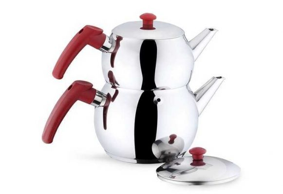Small Size Turkish Tea Pot Traditional Style
