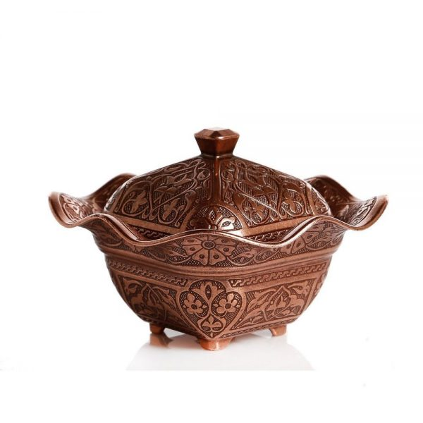 Authentic Decorative  Sugar And Snack Bowl