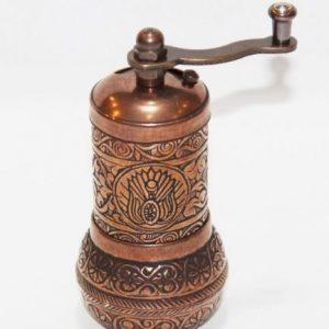 Copper  Turkish Coffee Grinder