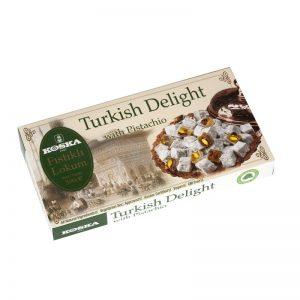 Koska Turkish Delight With Pistachio  500 Gr.
