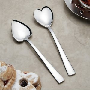 Stainless Steel Nehir Can Canan Tea Spoons 12 Pcs
