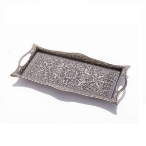 Vintage Decorative Ottoman Serving Tray