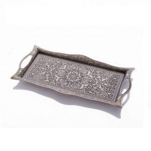 Vintage Decorative Ottoman Serving Tray