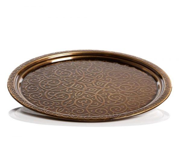 Authentic Decorative  Ottoman Serving Tray  35 cm