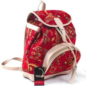 Handmade Kilim Hippie Backpack