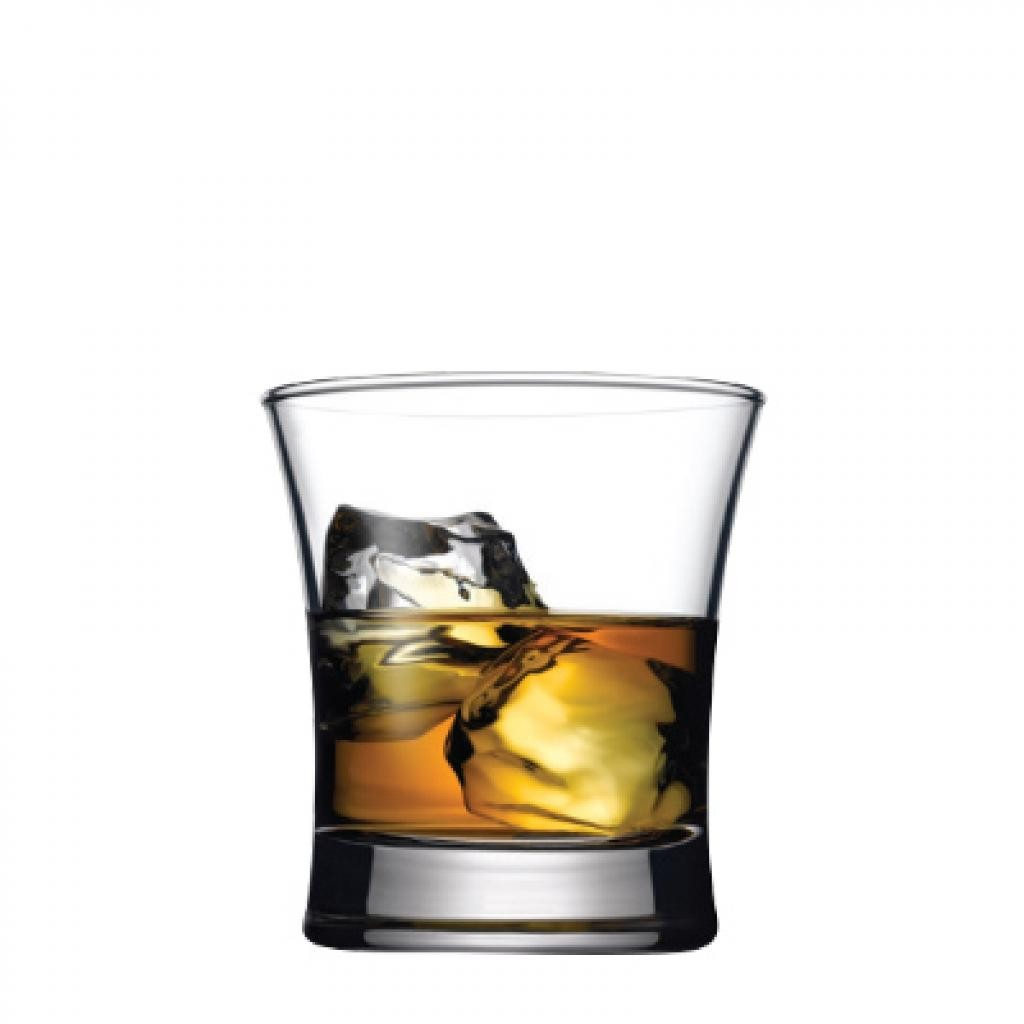 Pasabahce Water Whiskey Glasses Set For Six Person