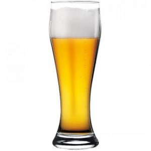 Pasabahce Long Model Beer Glasses Set For Six Person