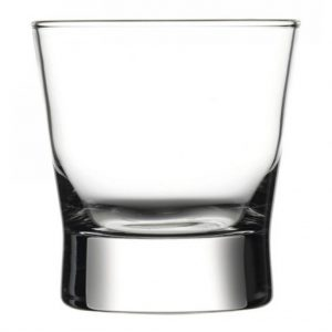 Pasabahce Thick Bottom Whisky Glasses Set For Six Pcs