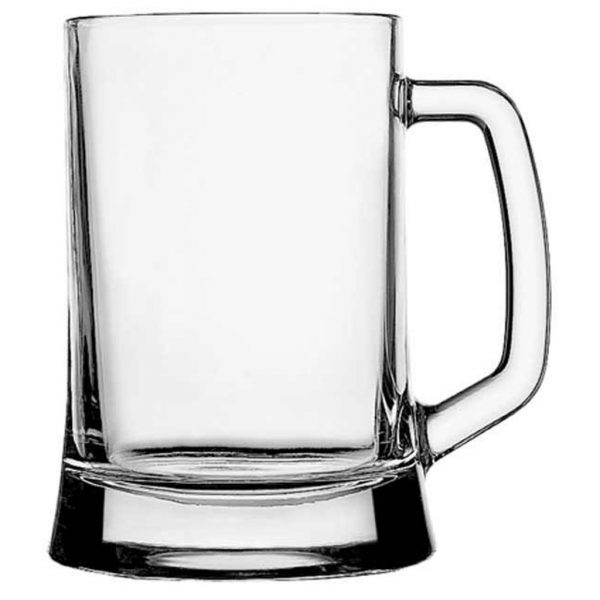 New Style Pub Style Beer Mug Set For Two