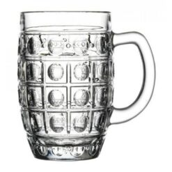 New Model Pub Style Beer Mug Set For Two