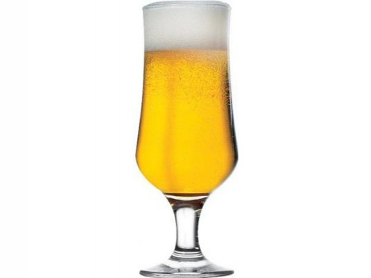 Pasabahce Long Beer Glasses Set For Six Person