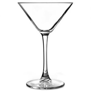 Pasabahce Martini Glasses Set Six Pcs
