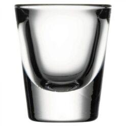 Pasabahce Short Shot Glasses Set For Six