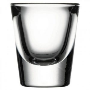 Pasabahce Short Shot Glasses Set For Six