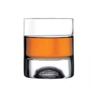 Thick Bottom Whisky Glasses Set For Six Person