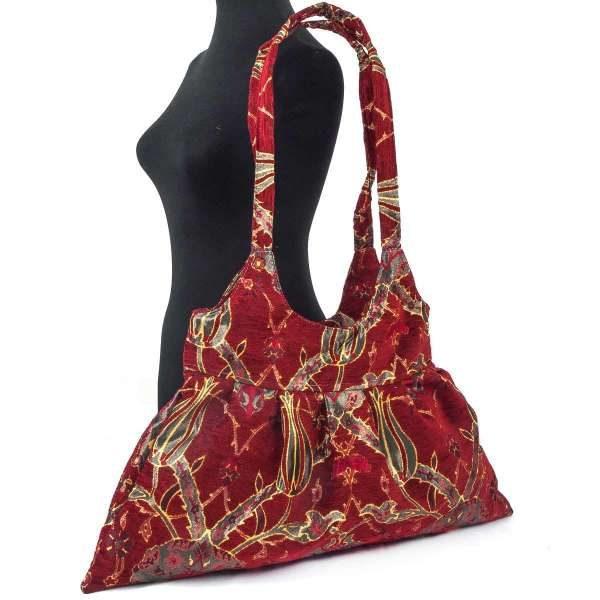 Turkish Design Handmade Carpet Bag