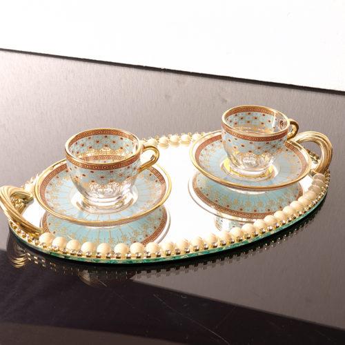 arabic coffee mug set