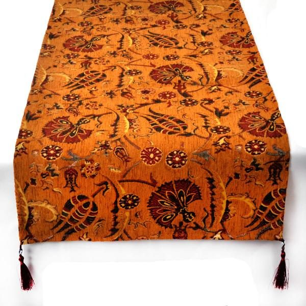 Authentic Turkish Ottoman Style Table Cloth