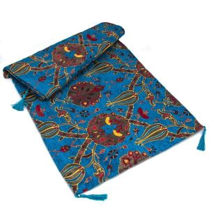 Authentic  Color Ottoman Table Runner