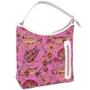 New Design Turkish Pink Kilim Hand Bag