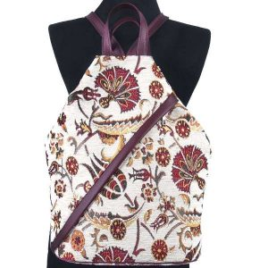 New Design Turkish Ethnic Kilim Backpack