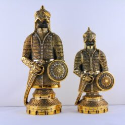 Ottoman Soldier Design Islamic Table Gift