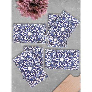 6 Pcs Ottoman Dinner Service Set For 6 Person