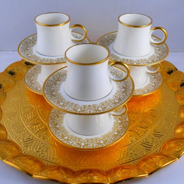 New Collection Porcelain Turkish Coffee - Espresso Set