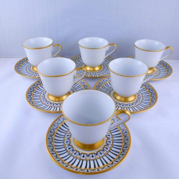 Bohemia Crystal Beyoglu Medium Size Coffee Set