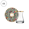 Bolero Original Crystal Luxury Tea Set