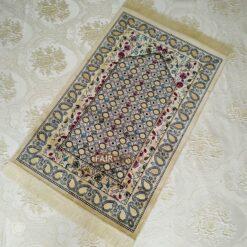 Colorfull Soft Plush Muslim Prayer Mat