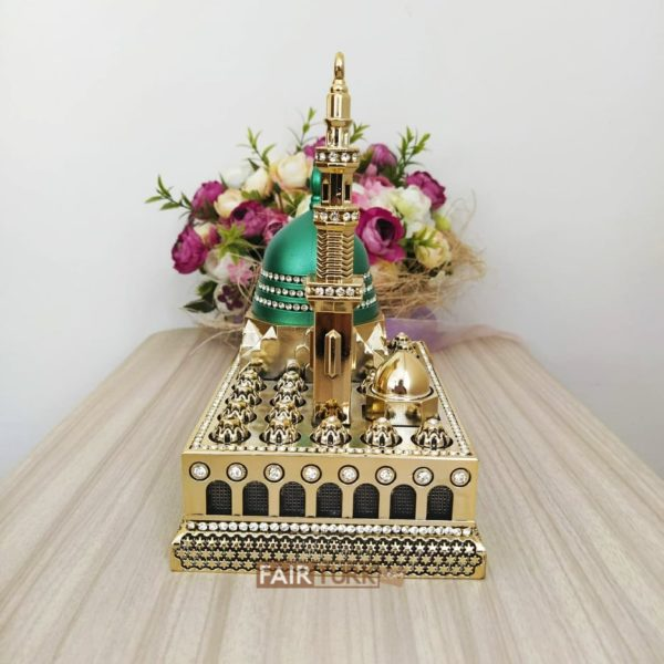 Small Masjid Nabawi Islamic Table Decor