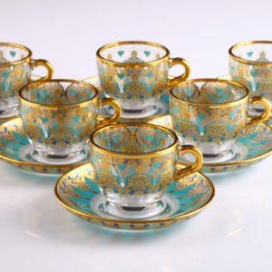 Humeyra Espresso Size Turkish Coffee Set