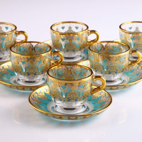 Humeyra Espresso Size Turkish Coffee Set